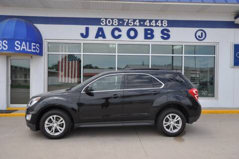 2017 Chevrolet Equinox for sale at Jacobs Ford in Saint Paul NE