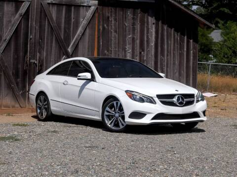 2015 Mercedes-Benz E-Class for sale at LKL Motors in Puyallup WA