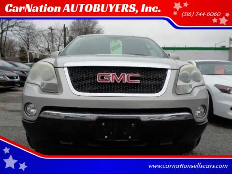 2007 GMC Acadia for sale at CarNation AUTOBUYERS, Inc. in Rockville Centre NY