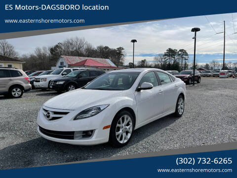 2013 Mazda MAZDA6 for sale at ES Motors-DAGSBORO location in Dagsboro DE