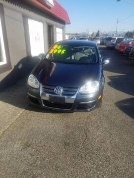 2006 Volkswagen Jetta for sale at Bonney Lake Used Cars in Puyallup WA