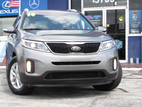 2014 Kia Sorento for sale at VIP AUTO ENTERPRISE INC. in Orlando FL