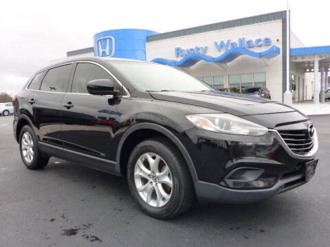2013 Mazda CX-9 for sale at RUSTY WALLACE HONDA in Knoxville TN