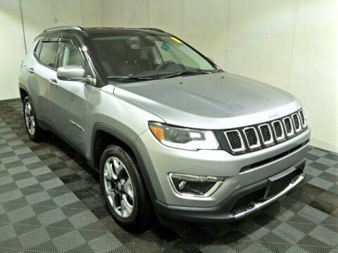 2020 Jeep Compass for sale at Hickory Used Car Superstore in Hickory NC