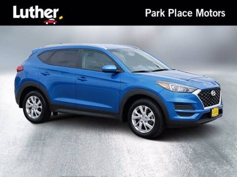 2019 Hyundai Tucson for sale at Park Place Motor Cars in Rochester MN