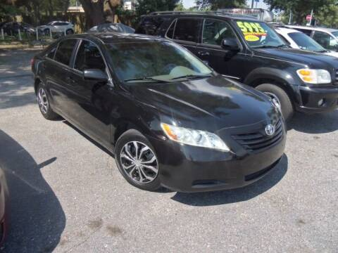 2009 Toyota Camry for sale at ORANGE PARK AUTO in Jacksonville FL
