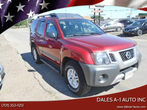 2014 Nissan Xterra for sale at Dales A-1 Auto Inc in Jamestown ND