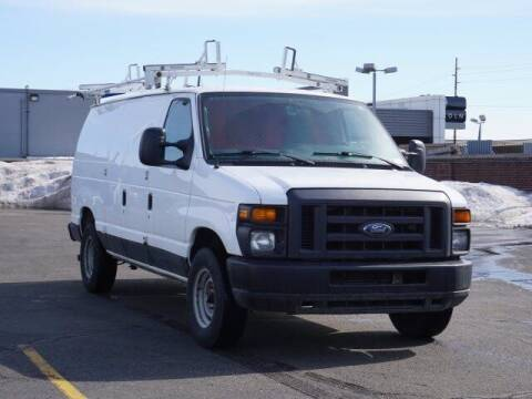 2013 Ford E-Series Cargo for sale at Work With Me Dave in Southfield MI