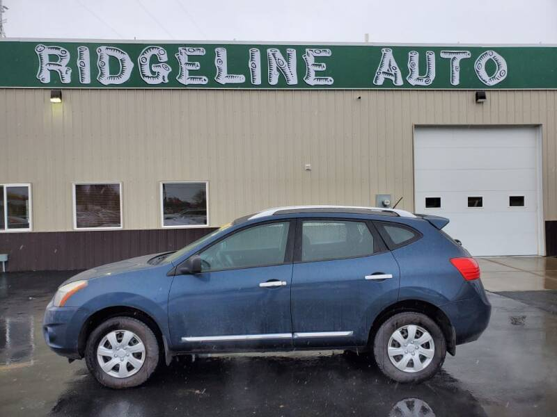 2014 Nissan Rogue Select for sale at RIDGELINE AUTO in Chubbuck ID