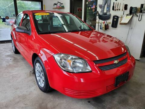 2009 Chevrolet Cobalt for sale at Oxford Auto Sales in North Oxford MA