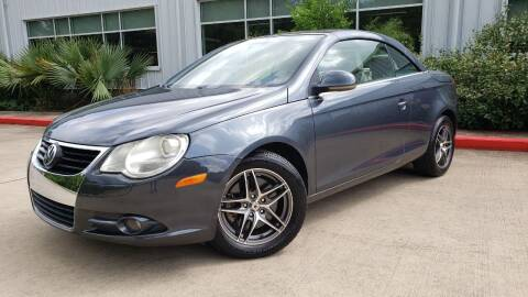 2007 Volkswagen Eos for sale at Houston Auto Preowned in Houston TX