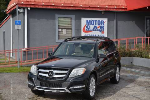 2015 Mercedes-Benz GLK for sale at Motor Car Concepts II - Kirkman Location in Orlando FL