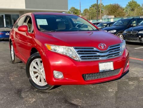 2011 Toyota Venza for sale at KAYALAR MOTORS in Houston TX