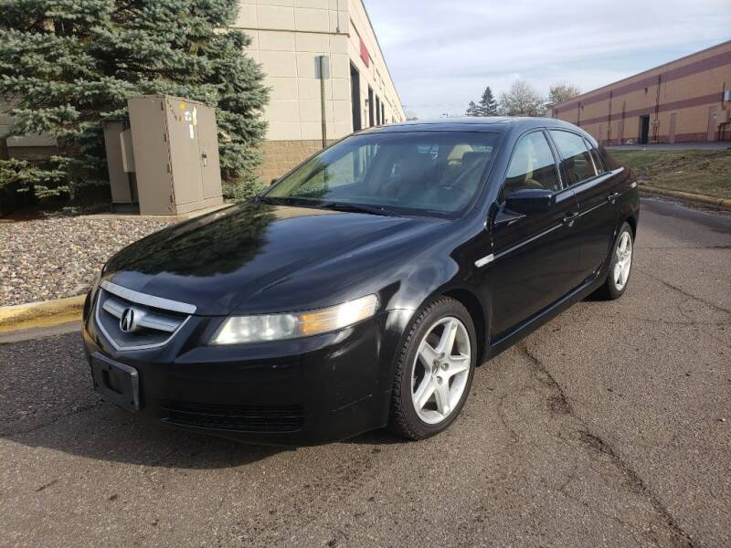 2005 Acura TL for sale at Fleet Automotive LLC in Maplewood MN
