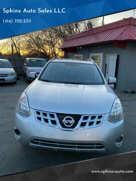 2012 Nissan Rogue for sale at Sphinx Auto Sales LLC in Milwaukee WI