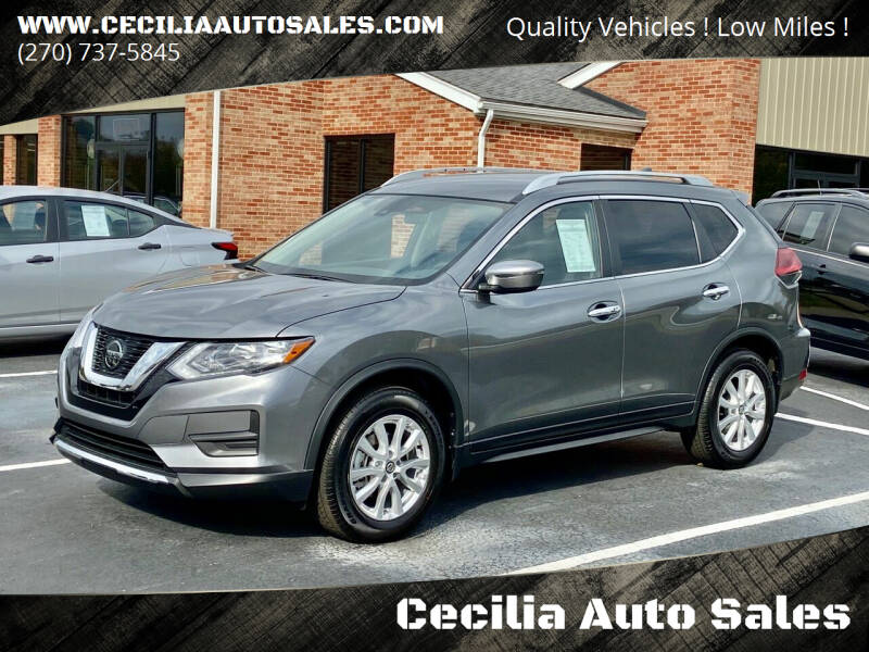 2020 Nissan Rogue for sale at Cecilia Auto Sales in Elizabethtown KY