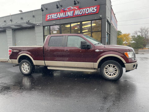 2009 Ford F-150 for sale at Streamline Motors in Billings MT