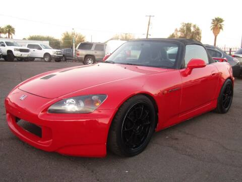 2005 Honda S2000 for sale at More Info Skyline Auto Sales in Phoenix AZ