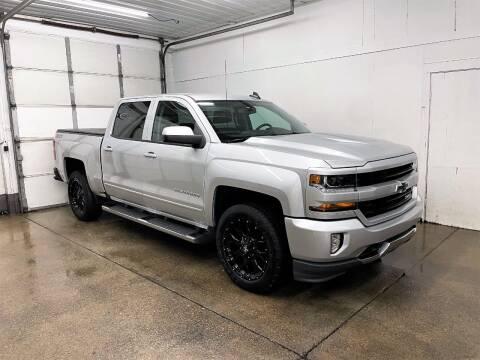 2018 Chevrolet Silverado 1500 for sale at PARKWAY AUTO in Hudsonville MI