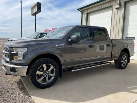2016 Ford F-150 for sale at Northern Car Brokers in Belle Fourche SD