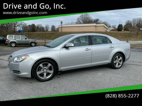 2012 Chevrolet Malibu for sale at Drive and Go, Inc. in Hickory NC