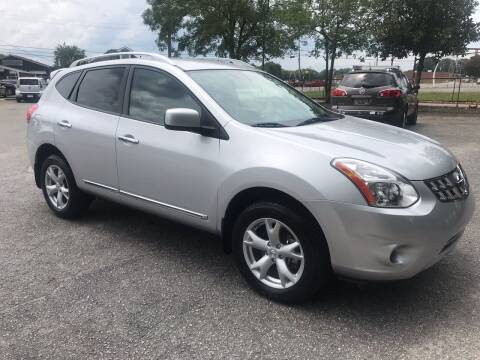 2011 Nissan Rogue for sale at Cherry Motors in Greenville SC