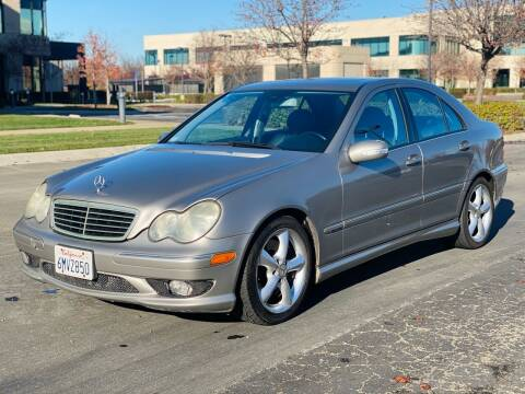 2005 Mercedes-Benz C-Class for sale at Silmi Auto Sales in Newark CA