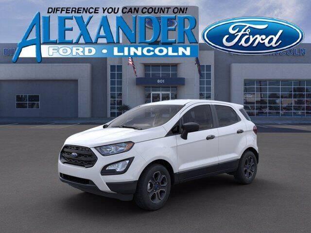 2021 Ford EcoSport for sale in Yuma, AZ