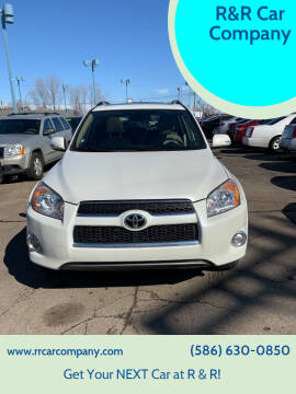 2010 Toyota RAV4 for sale at R&R Car Company in Mount Clemens MI