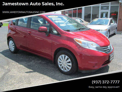 2014 Nissan Versa Note for sale at Jamestown Auto Sales, Inc. in Xenia OH