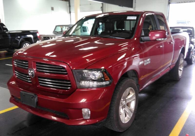 2013 RAM Ram Pickup 1500 for sale at Car One in Essex MD
