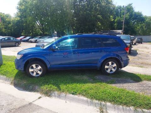 2009 Dodge Journey for sale at D & D Auto Sales in Topeka KS