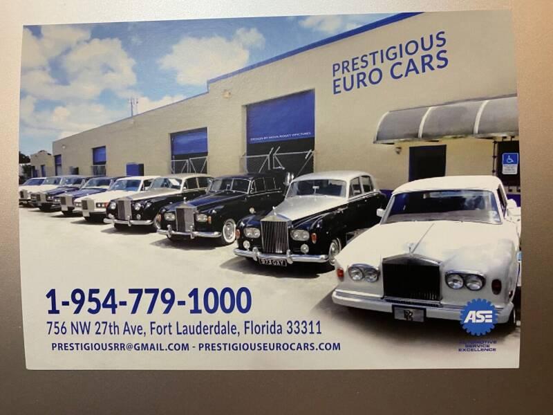 1957 Cadillac Eldorado for sale at Prestigious Euro Cars in Fort Lauderdale FL