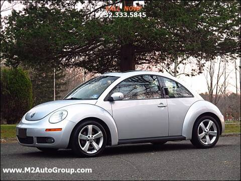 2006 Volkswagen New Beetle for sale at M2 Auto Group Llc. EAST BRUNSWICK in East Brunswick NJ