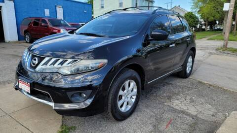 2009 Nissan Murano for sale at M & C Auto Sales in Toledo OH