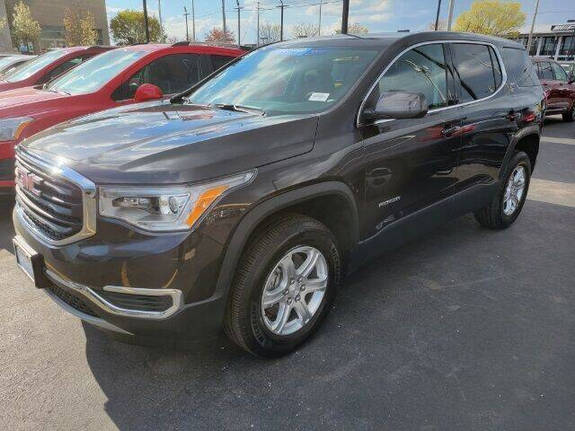 2019 GMC Acadia for sale at Rizza Buick GMC Cadillac in Tinley Park IL
