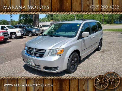 2009 Dodge Grand Caravan for sale at Marana Motors in Princeton MN