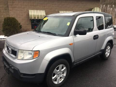 2010 Honda Element for sale at Depot Auto Sales Inc in Palmer MA
