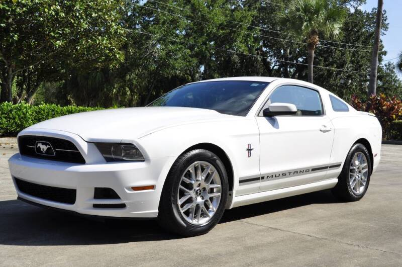 2013 Ford Mustang for sale at Vision Motors, Inc. in Winter Garden FL