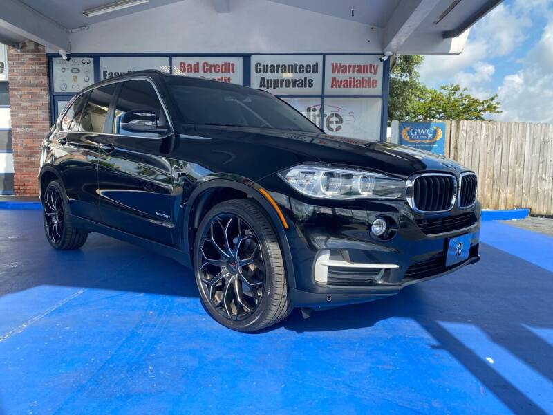 2014 BMW X5 for sale at ELITE AUTO WORLD in Fort Lauderdale FL