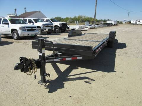 "2020 Midsota 82"" X 22' for sale at Nore's Auto & Trailer Sales - Tilt Deck Trailers in Kenmare ND"