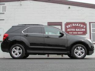 2014 Chevrolet Equinox for sale at Brubakers Auto Sales in Myerstown PA