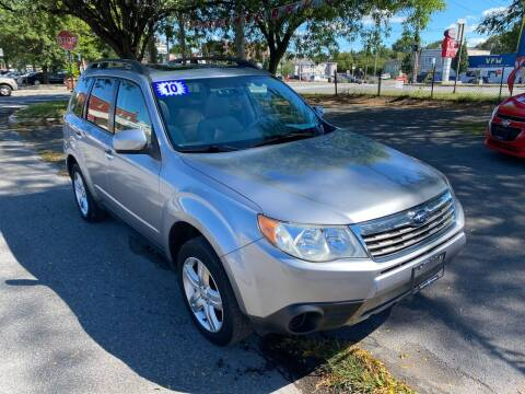 2010 Subaru Forester for sale at Midtown Autoworld LLC in Herkimer NY
