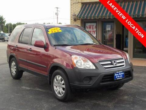 2006 Honda CR-V for sale at Austins At The Lake in Lakeview OH