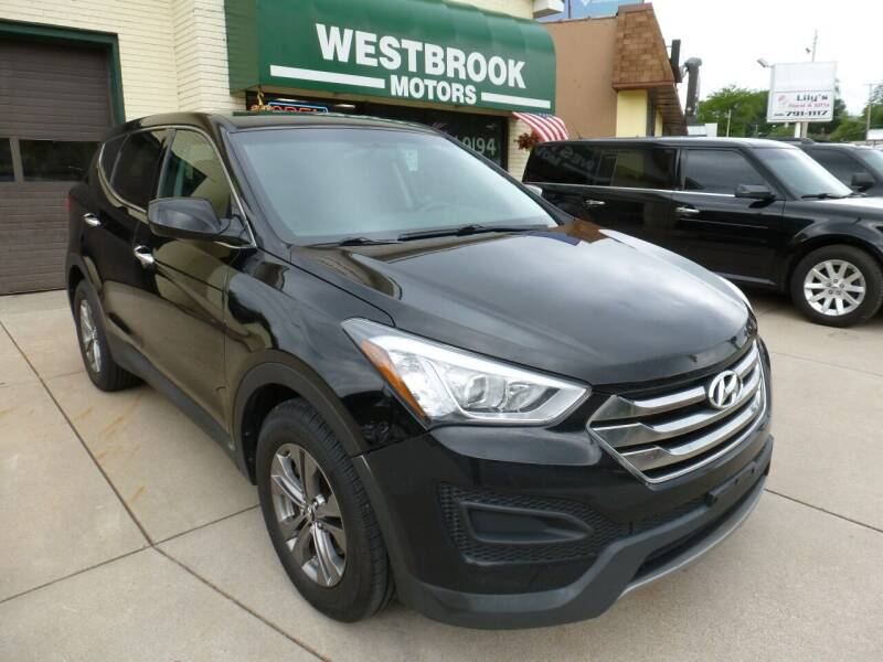 2013 Hyundai Santa Fe Sport for sale at Westbrook Motors in Grand Rapids MI