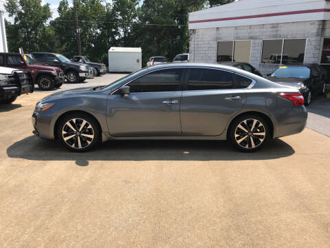 2016 Nissan Altima for sale at Northwood Auto Sales in Northport AL