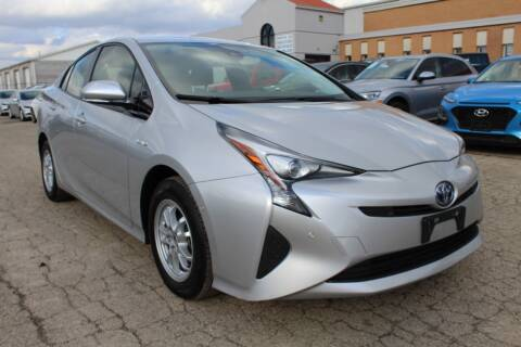 2018 Toyota Prius for sale at SHAFER AUTO GROUP in Columbus OH
