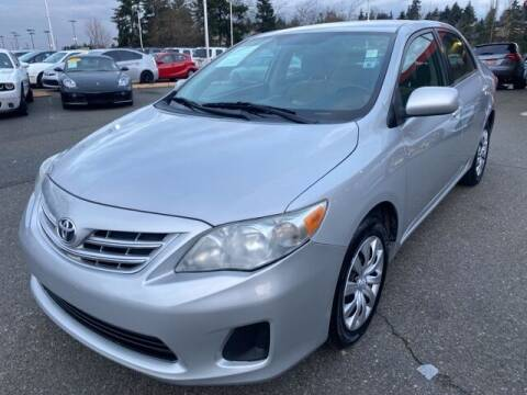 2013 Toyota Corolla for sale at Autos Only Burien in Burien WA