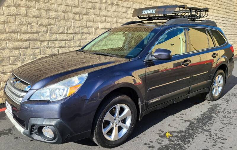 2013 Subaru Outback for sale at Cars To Go in Sacramento CA