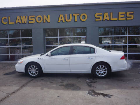 2008 Buick Lucerne for sale at Clawson Auto Sales in Clawson MI